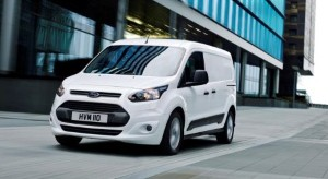 Ford Transit named International Van of the Year 2014
