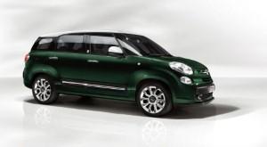 FIAT 500L MPW to make UK showroom debut