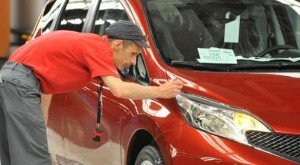 New Nissan Note begins production in Sunderland