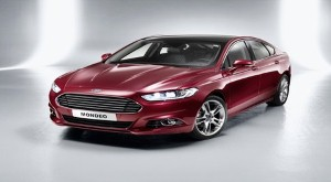 World waits for new Ford Mondeo