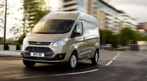 Ford Transit Custom released with new high-roof