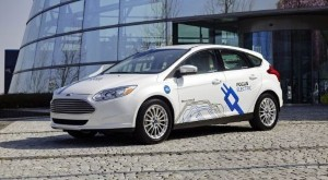 Ford piloting self-park system
