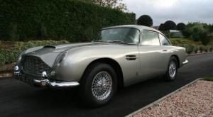 Aston Martin DB5 to go under the hammer