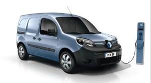 Renault Kangoo Van Z.E. claims second successive GreenFleet Award