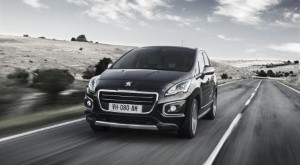 Peugeot lauds benefits of 3008 and 3008 HYbrid4