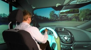 Ford Tourneo designed in innovative virtual reality environment