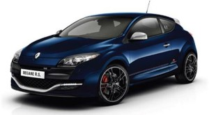 Red Bull Racing gives Megane world-beating exclusivity