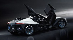 Nissan unveils new BladeGlider EV concept