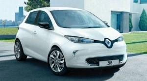Renault ZOE named Green Apple Award winner