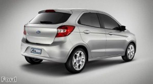 Ford Ka Concept coming to UK in 2014