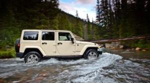 Jeep Wrangler claims top 4x4 award - again!