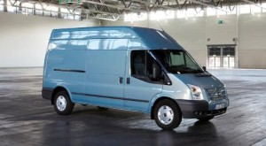 Ford Transit voted top used van by Commercial Motor