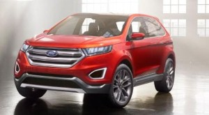 Ford delivers cutting Edge