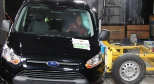 Ford Tourneo Connect achieves landmark safety rating