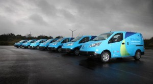 British Gas warms to Nissan e-NV200