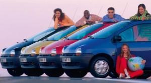 Happy anniversary Renault Twingo!