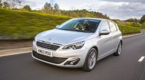 Peugeot 308 joins 'Car of the Year' shortlist