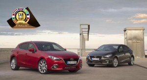 Mazda3 makes it to 'Car of the Year' shortlist