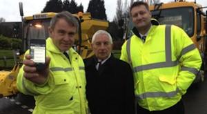 App to alert councils to UK potholes