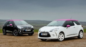 Citroen in the pink with new DS3 models