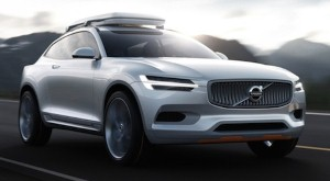 Volvo launches second concept car in its trio of releases