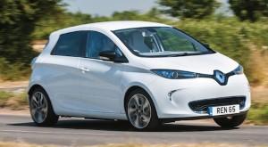 Renault ZOE named safest supermini of 2013