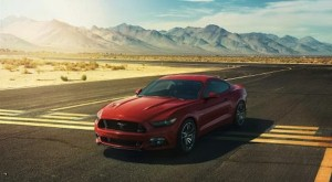 Ford Mustang has the Need for Speed