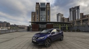Nissan Qashqai set for an entirely different showroom