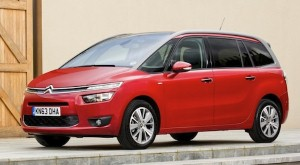 Citroen announces seven-seat heaven with Grand C4 Picasso