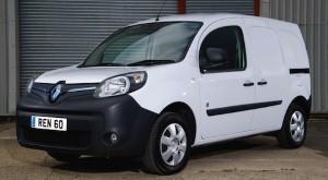 Renault Kangoo strikes twice at awards bash