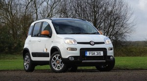Fiat battles the cold with new Panda 4x4 Antarctica