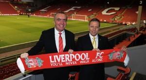 Vauxhall scores new Liverpool FC partnership