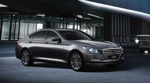 Hyundai Genesis claims top design award