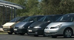 Renault celebrating three special milestones at Retromobile Show