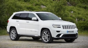 Jeep Grand Cherokee teams with National Geographic