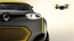 Renault reveals Kwid concept at New Delhi Auto Expo