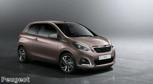 Peugeot releases the 108 for city drivers