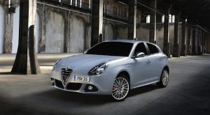 Alfa Romeo Giulietta reaches the UK