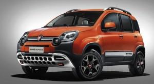 Fiat Panda Cross to emerge in Geneva