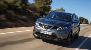 Nissan Qashqai claims five-star Euro NCAP score
