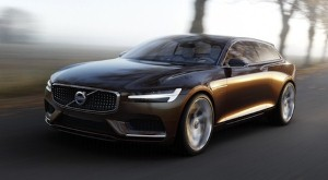 Volvo estate concept set for Geneva unveiling