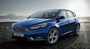 Geneva Show visitors set their sights on new Ford Focus