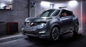 Nissan Juke Nismo RS pumps up the excitement