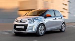 Citroen announces UK trims for C1