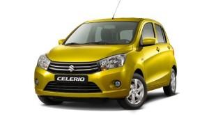 Suzuki launches CELERIO at the Geneva Motor Show