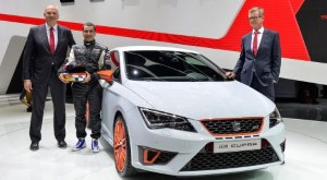 SEAT Leon Cupra becomes Nurburgring record breaker