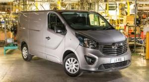 Vauxhall unveils new Vivaro