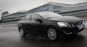 Volvo tests out KERS for passenger cars