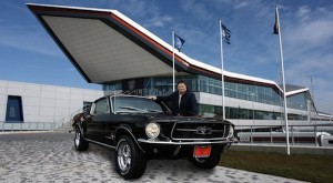 Mike Brewer to lead Mustang celebrations at Silverstone