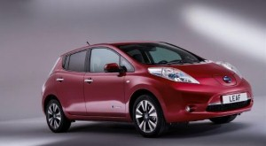 Top five clean, green, all-electric cars
